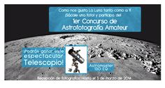 Primer Concurso de Astrofotografía Amateur