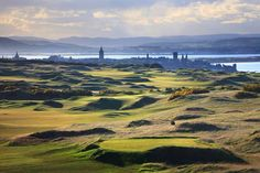 The Castle Course, St. Andrews, Scotland.