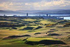 The Castle Course, St. Andrews, Scotland.