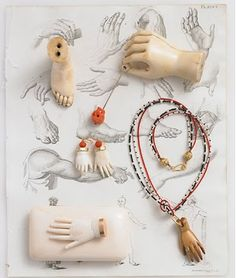 Gorgeous photos of assembled jewelry, from their book, De Vera Jewelry, available through the website. Photography by Don Freeman, Anita Calero and Poul Ober. Text by Kristin Blandford and design by Randy Saunders.