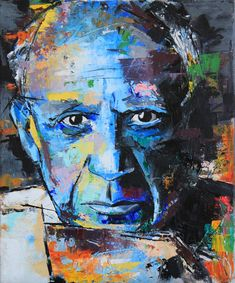 Pablo Picasso Painting - Pablo Picasso by Richard Day Pablo Picasso, Show Runner, Picasso Paintings, Art Photography, World, Artist, Beautiful, Instagram, Fine Art Photography