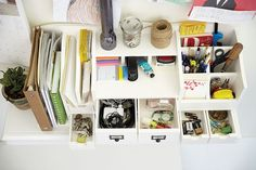Conquer Your Junk Drawer For Very good Check more at http://www.decorationandfashion.net/conquer-your-junk-drawer-for-very-good/