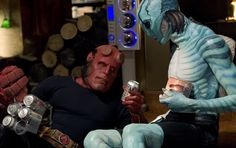 Hellboy 3 May Be Slow Going, But What About An Abe Sapien Movie? Doug Jones Thinks It\'s Very Possible