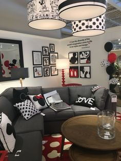 Theme of Mickey Mouse? Sure! By Ethan Allen