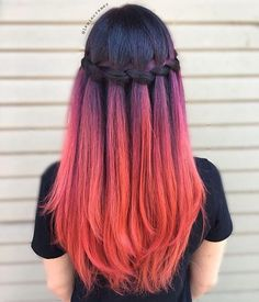 """12.3k Likes, 66 Comments - Pulp Riot Hair Color (@pulpriothair) on Instagram: """"@lamiecramer is the artist... Pulp Riot is the paint."""""""