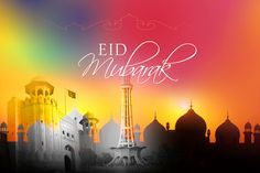 Happy Eid Mubarak 2015 Greetings Cards | Eid 2015 Wishes Cards
