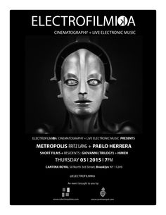 ELECTROFILMICA Cinematography + Live Electronic Music