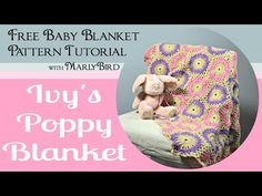 Ivy's Poppy Blanket: