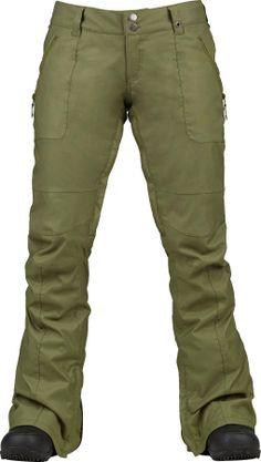 Burton Indulgence Shell Pants - Women's.