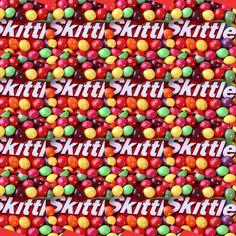 Skittles pattern