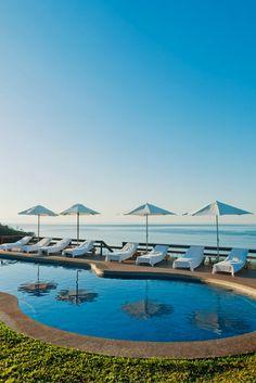 Pool of Hotel Punta Islita in Central America: https://www.andrewharper.com/hotels/hotel-punta-islita/