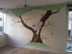 muurschildering me to you 24