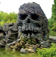 Rocher du crâne — Stock Image #13509691