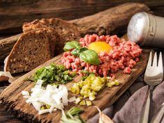 Steak tartare : Recette de Steak tartare - Marmiton
