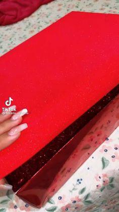 Diy Envelope, Thalia, Bff, Birthday Gifts, Presents, Scrapbook, My Love, How To Make, Diy Boyfriend Gifts