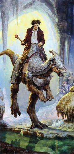 James Gurney, illustrator (Dinotopia) | Inspirations