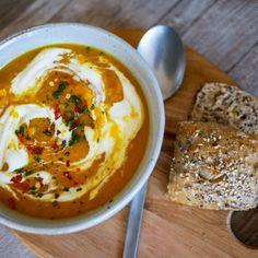 GULROT- OG SELLERIROTSUPPE - Bakekona Hummus, Ethnic Recipes, Food, Essen, Meals, Yemek, Eten