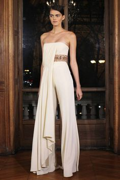 more jumpsuits!!  I love it!  Dany Atrache Spring 2013 Couture
