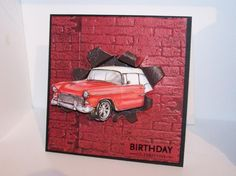 Happy Birthday to a Classic by heartsong47 - Cards and Paper Crafts at Splitcoaststampers