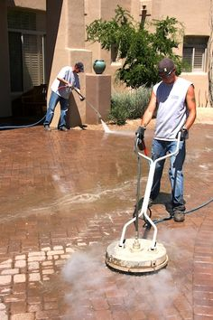 Mobile pressure washing company in Phoenix, Tempe, Scottsdale. ACME offers residential and commercial power washing, street sweeping, & paver sealing. Pressure Washing Companies, Power Washing Services, Pressure Washer Tips, Blinds, Restoration, Surface, Training, Cleaning, Windows