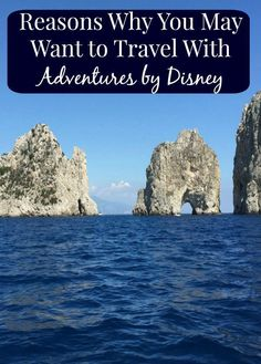 Reasons why you should travel with Adventures by Disney with your family, including our personal experiences from our trip to Italy this summer.