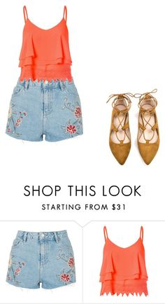 Designer Clothes, Shoes & Bags for Women Short Set, Topshop, Glamour, Shoe Bag, Polyvore, Stuff To Buy, Shopping, Collection, Design