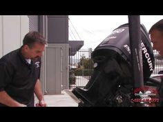 How to Check a Mercury 250 Pro XS Lower End Mercury Marine, Boating, Airplanes, The Unit, Cars, Check, Planes, Ships, Autos