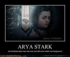 <3 Arya