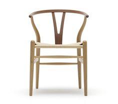 Chaise CH24/Wishbone Chair, Hans J. Wegner (Carl Hansen & Søn à La Boutique Danoise)