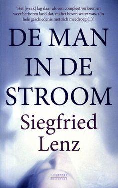 Beschrijving van De man in de stroom - Siegfried Lenz, L. Coutinho, Frank Schuitemaker - Bibliotheken Limburg