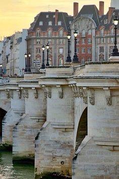 Bridges of Paris