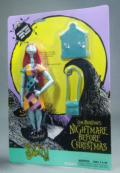 1993 Hasbro Nightmare Before Christmas Sally