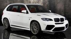 2011 BMW X5 M Mansory