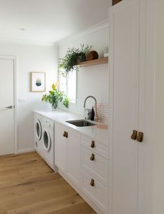 """Explore our internet site for more relevant information on """"laundry room storage diy small"""". It is actually an outstanding area to learn more. Laundry Room Shelves, Laundry Room Remodel, Laundry Room Organization, Laundry In Bathroom, Laundry Closet, Laundry Organizer, Laundry Nook, Modern Laundry Rooms, Laundry Room Inspiration"""