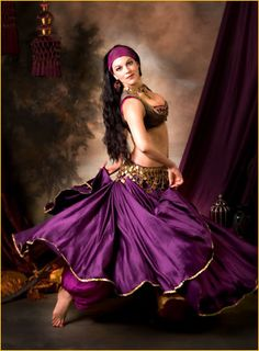 purple_skirt by Sandra BellyDance, via Flickr