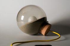 Esposta Sand Lamp on Behance