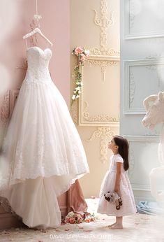 David Tutera for Mon Cheri Spring 2015 Collection Highlights — Sponsor Highlight | Wedding Inspirasi