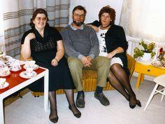 Anita Enlund, Aulis Lampi & Anneli Lindroos