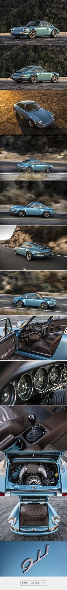 This Restomod Porsche 911 Is Cooler Than Cool