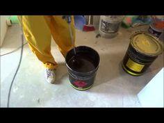Гипердесмо Гидроизоляция под плитку - YouTube