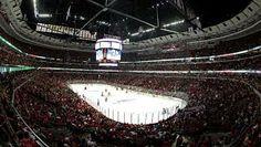 Chicago Blackhawks arena