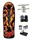 #Skateboards Peralta Bones Brigade Black Tommy Guerrero Flaming Dagger Complete Deck Hosoi - http://awesomeauctions.net/skateboards/peralta-bones-brigade-black-tommy-guerrero-flaming-dagger-complete-deck-hosoi/
