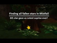 All 6 Fallen Stars in Mistfall - Star Stable Online