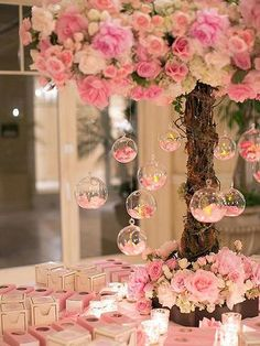 84 Artificial Silk Rose Buds - Peach