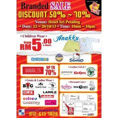 The Branded Sale Hotel Sri Petaling (October)