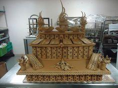 My Bake Bread Showpiece by Suminda Kudahetty  Shared on Artisan Bread Baker's FB page.