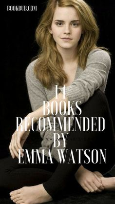 If you are looking for a reading list of books for yourself or your book club, check out these awesome recommendations from Harry Potter star and role model, Emma Watson (aka Hermione Granger). Book Nerd, Book Club Books, Books To Read, My Books, Reading Lists, Book Lists, Reading Books, Thriller, What Book
