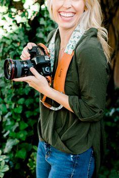 FOTO | Laurel Fotostrap - Genuine Leather Camera Strap | FOTO