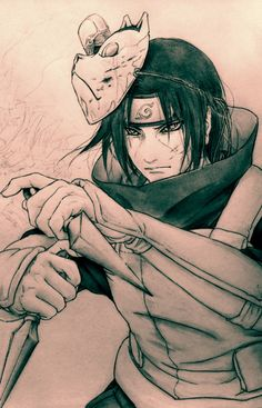 itachi. Check out my Naruto fanfiction story The Man That Disappeared: https://www.fanfiction.net/s/9928492/1/The-Man-That-Disappeared