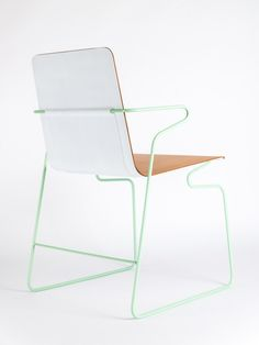 Bender Chair / Frederik Kurzweg Design Studio | AA13 – blog – Inspiration –…